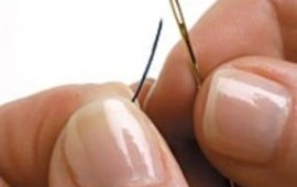 Needle and Thread Nail Polish