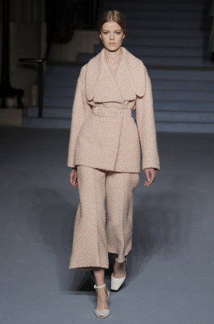 Emilia Wickstead Fall 2015(Wide Pant)