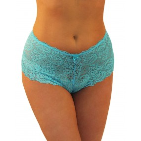 ROSE LACE CHEEKY PANTY-3 PACK