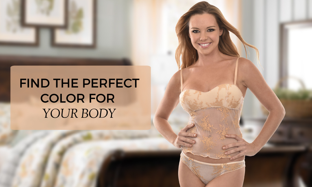The Shade of Lingerie: Finding the Perfect Color for Your Body