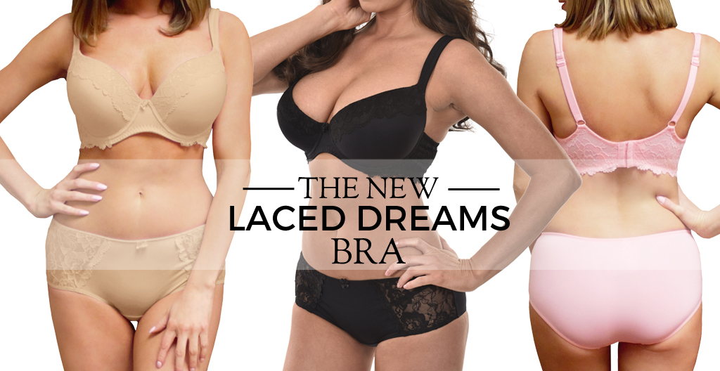 The Laced Dreams Bra: Why it's a must have!
